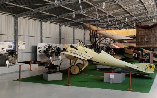 Muzeum lotnictwa Koszyce na Słowacji